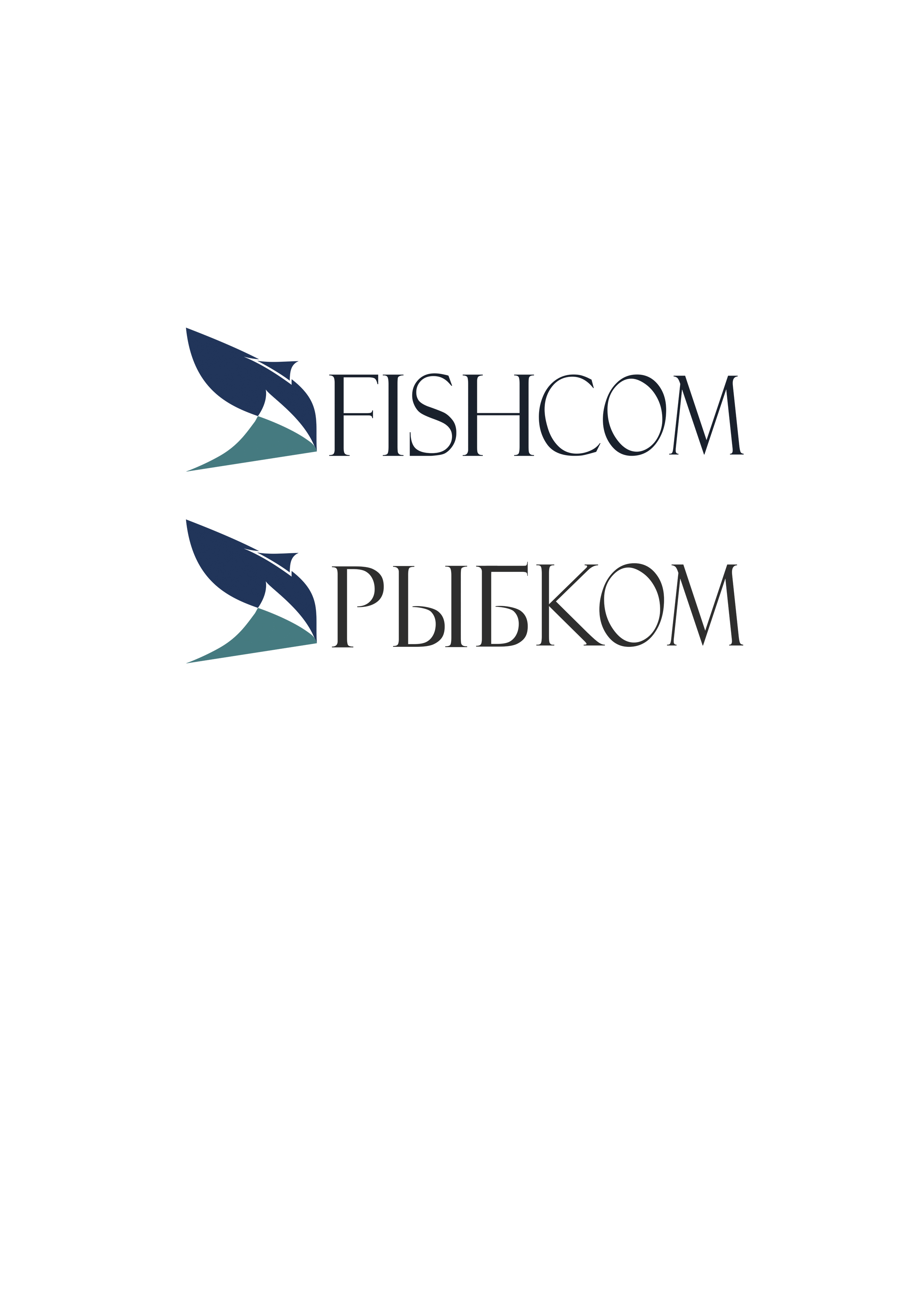 Создание логотипа и брэндбука для компании РЫБКОМ фото f_8785c0b074646faf.jpg