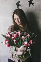 """Текст """"О нас"""" для цветочной лавки Lilac"""