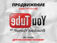 Раскрутка видео в youtybe