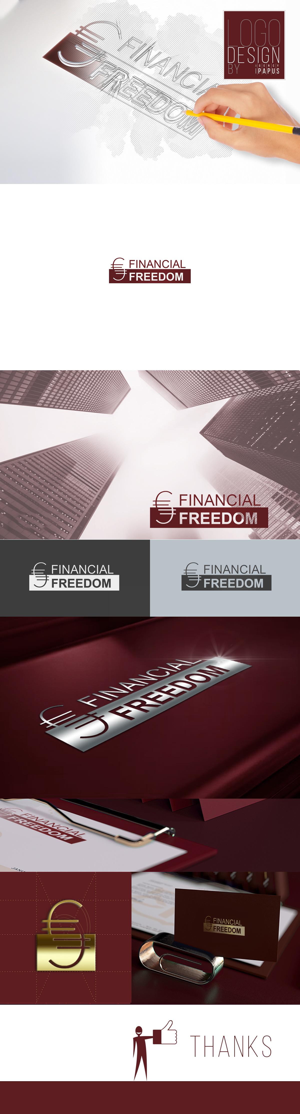 Логотип финансовой огранизации