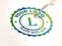Разработка логотипа. До 5 вариантов. До 7 доработок по выбранному. До идеала.