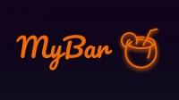 Дизайн мобильной версии сайта по тематике алкогольных коктейлей