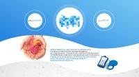 Дизайн медицинского сайта для презентации и продажи уникальногоо кардиологического продукта