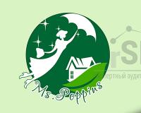 Дизайн лого клининговая компания, Кипр