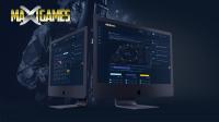 CS GO дизайн сайта рулетки