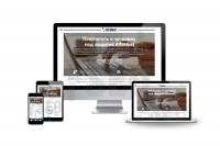 Дизайн сайта финансового гаранта для бизнес сделок