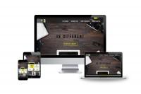 Адаптивный дизайн сайта веб-студии