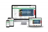 Дизайн интернет-магазина по доставке товаров с рынка
