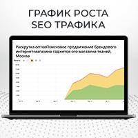 Поисковое продвижение брендового интернет-магазина гаджетов