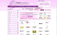 Оптимизация интернет магазина косметики