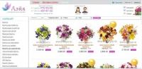Внутренняя оптимизация и наполнение цветочного магазина