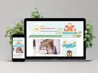 Дизайн персонального Блога – адаптивного и неприлично красивого!