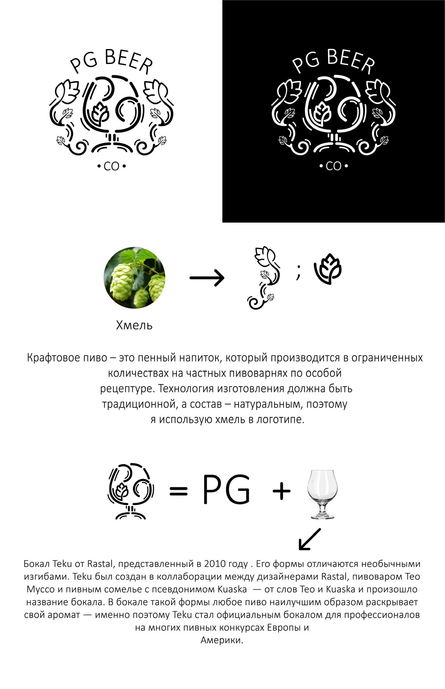 Логотип для Крафтовой Пивоварни фото f_5165cb0f5110d31c.jpg