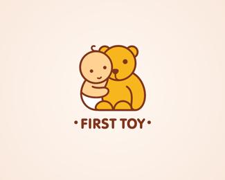 Первая игрушка
