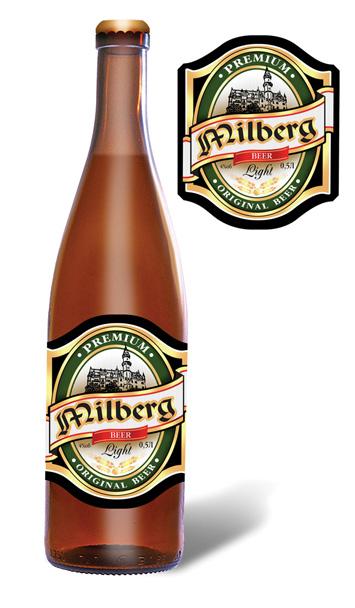 """Пиво """"Milberg"""""""