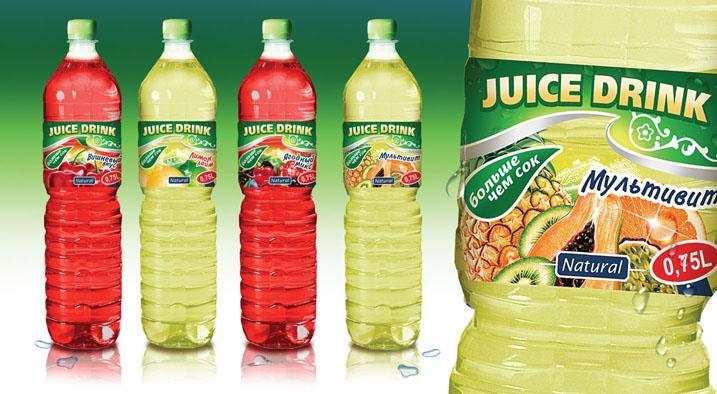 """Фирма """"Бобимекс"""", ТМ """"JuiceDrink"""""""