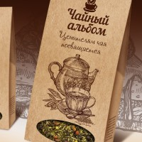 """Компания """"Чайный альбом"""" развесной чай"""