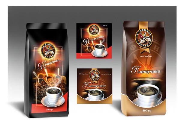 упаовка для кофе «Кофейное дерево»