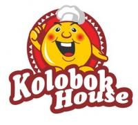 логотип ресторана «Kolobok house»