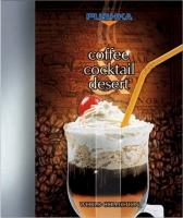 Кафе «Пушка» обложка меню «Зал коктейлей&raquo