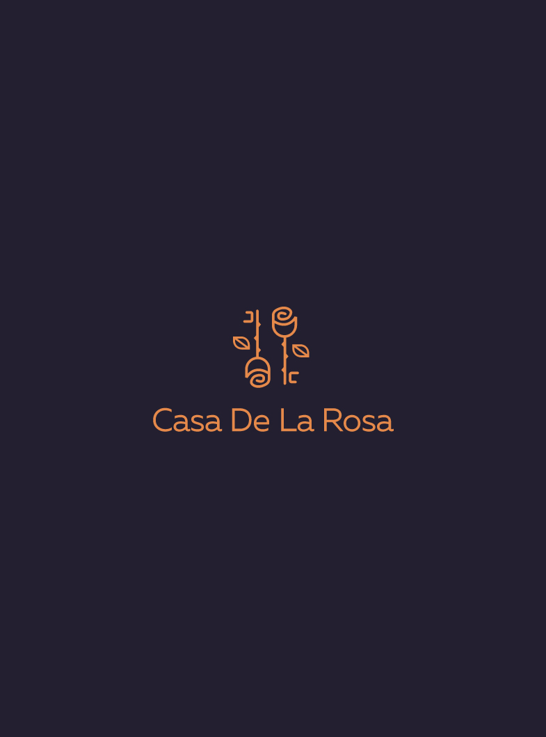 Логотип + Фирменный знак для элитного поселка Casa De La Rosa фото f_1765cd5aff15bc85.jpg