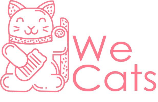 Создание логотипа WeCats фото f_3725f198dc113e04.jpg
