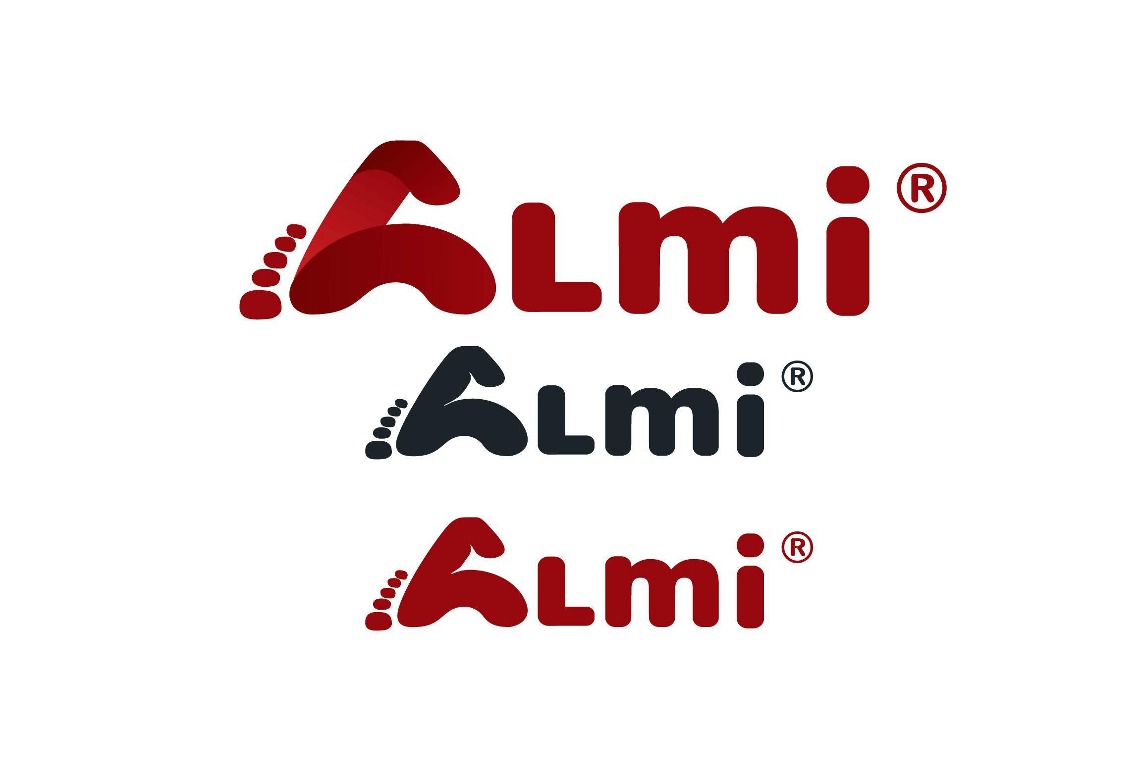 Дизайн логотипа обувной марки Алми фото f_05059e2458abe311.jpg