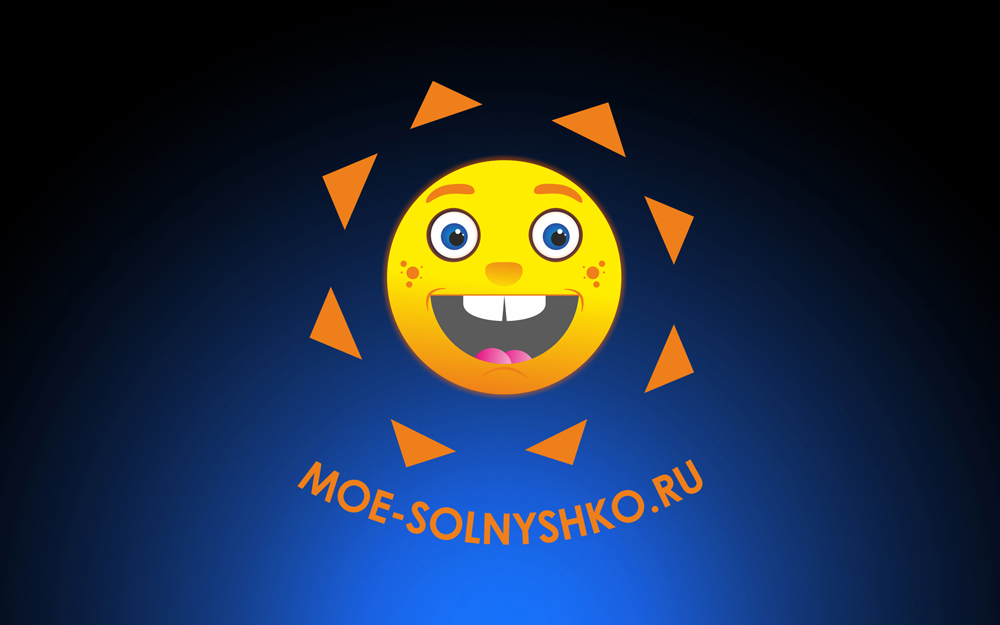 солнышко логотип:
