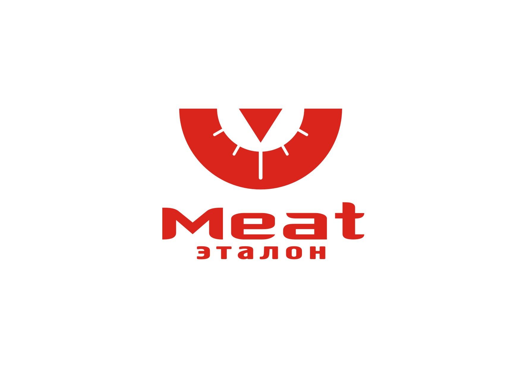 Логотип компании «Meat эталон» фото f_15157010f646adeb.jpg