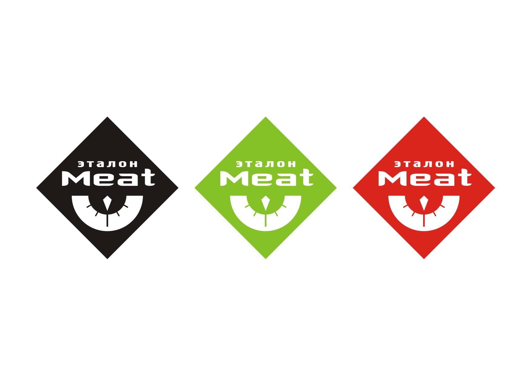 Логотип компании «Meat эталон» фото f_3635700f82c1d021.jpg