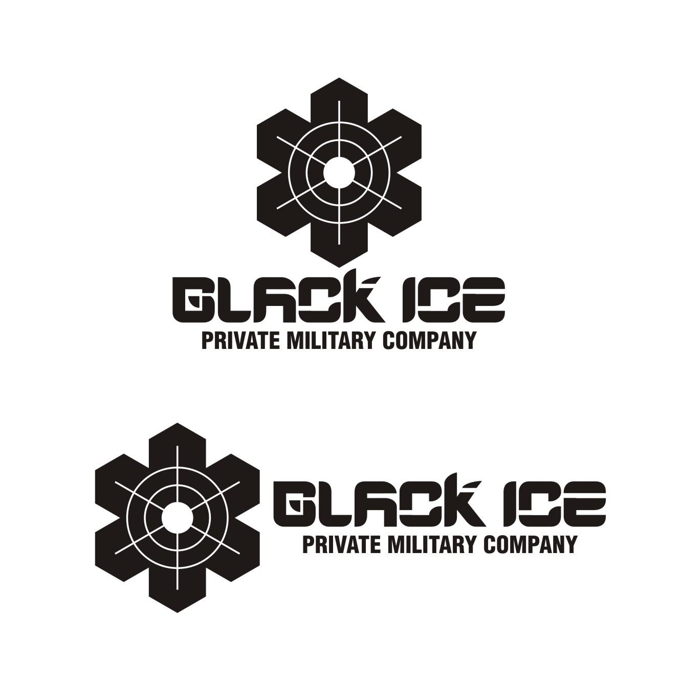 """Логотип + Фирменный стиль для компании """"BLACK ICE"""" фото f_45657162b02ea935.jpg"""