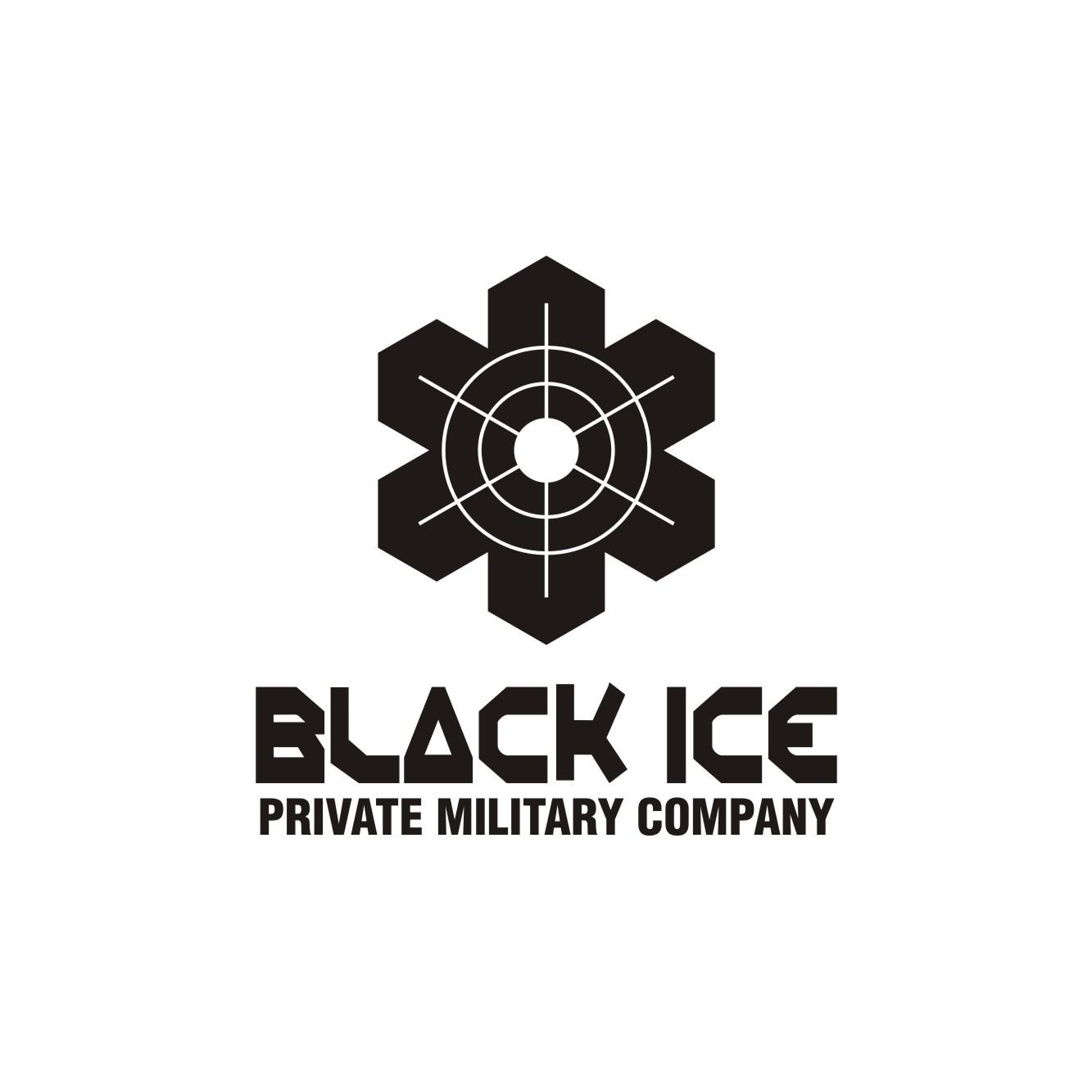 """Логотип + Фирменный стиль для компании """"BLACK ICE"""" фото f_78557172f8a930c9.jpg"""