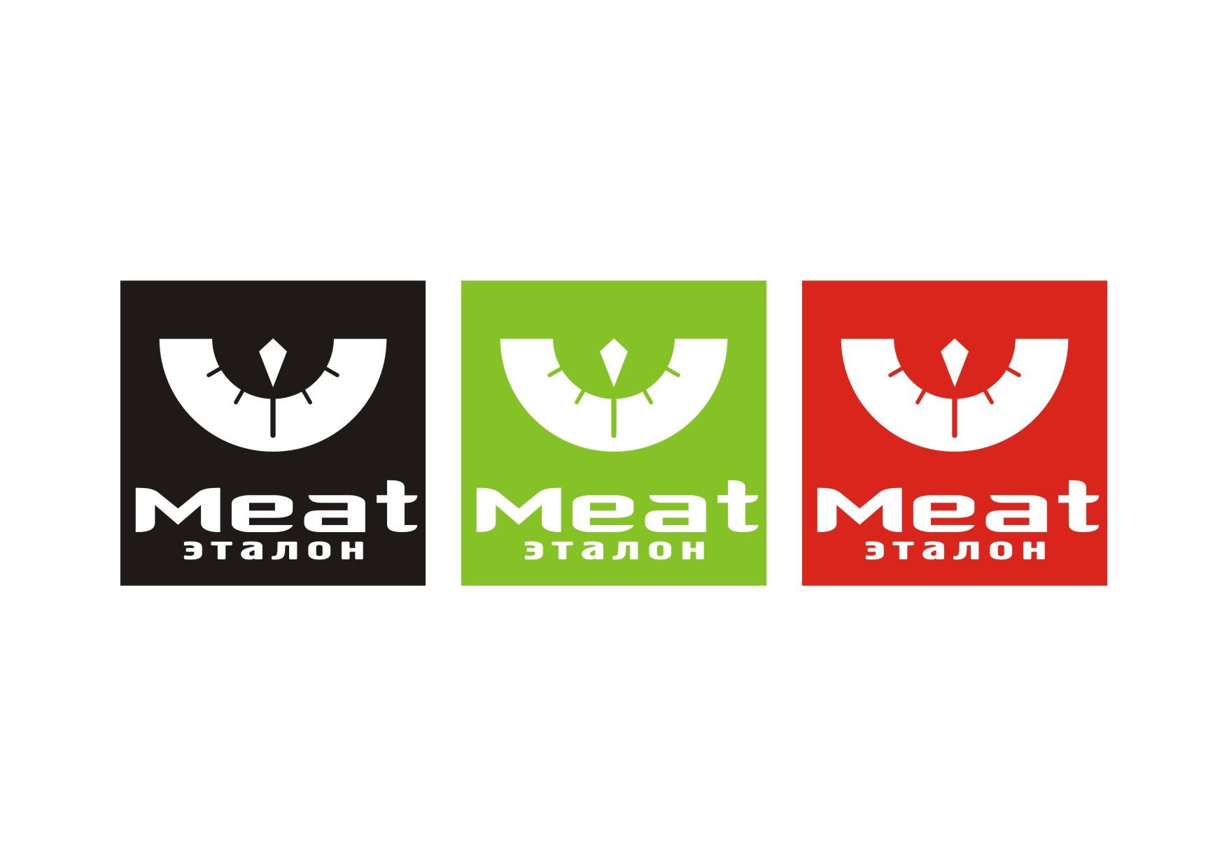 Логотип компании «Meat эталон» фото f_8375700f8d09d956.jpg