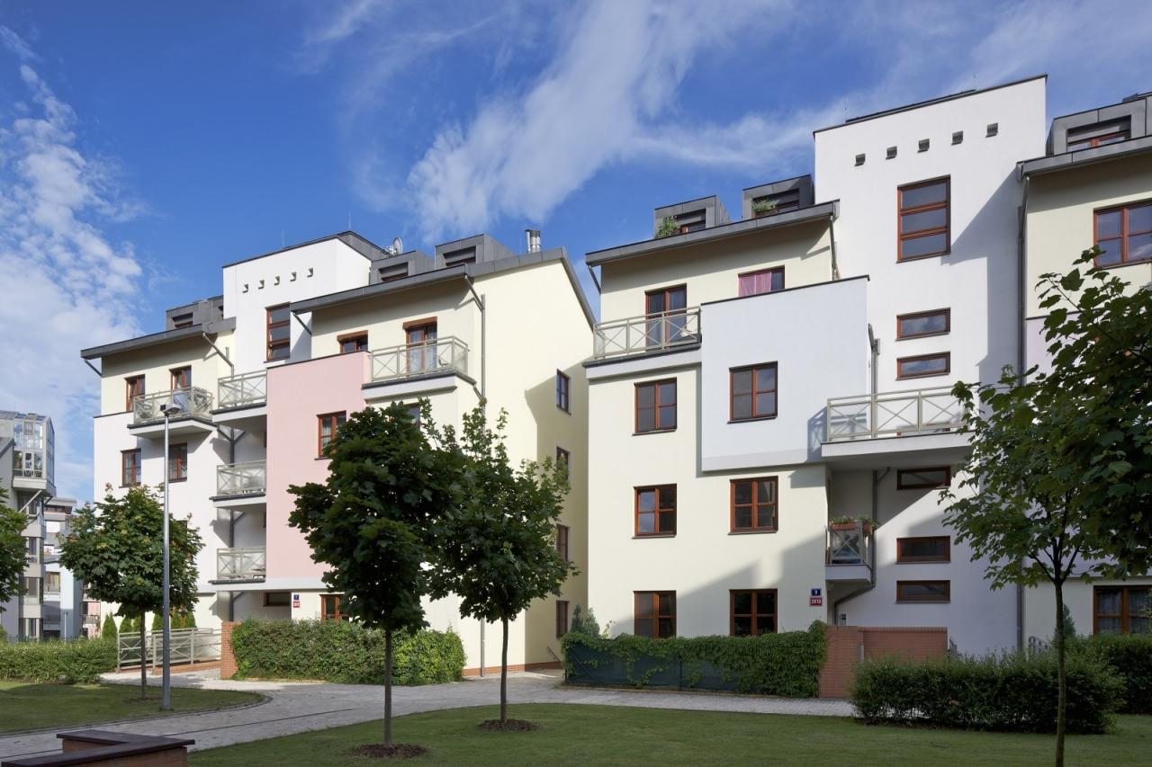 ЯДирект для элитного жилого комплекса в Праге