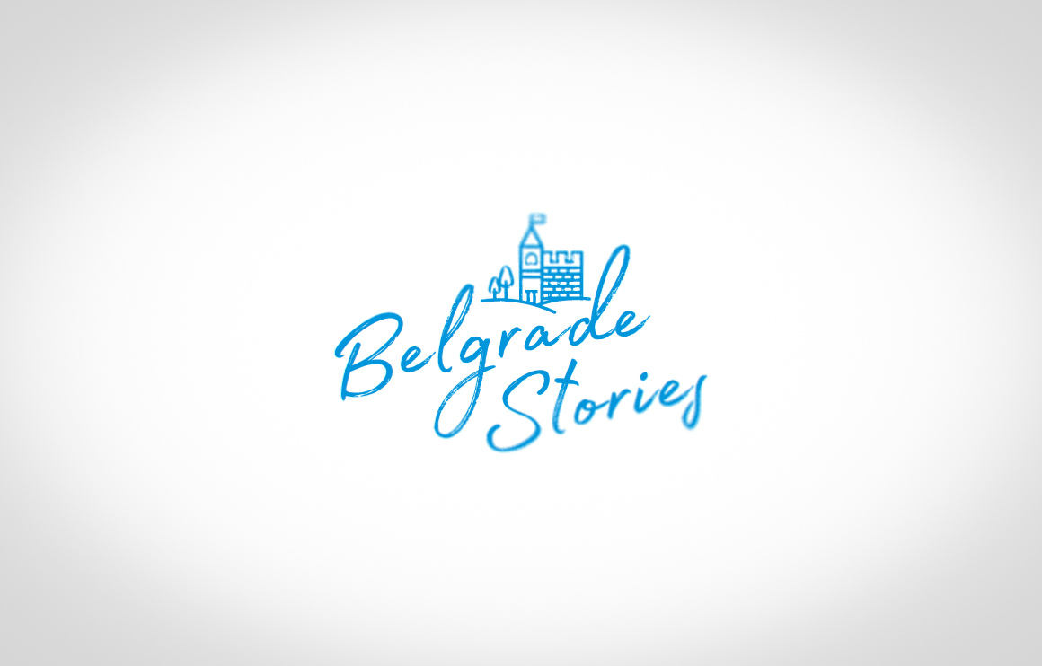 Логотип для агентства городских туров в Белграде фото f_45658907c3f4b4e8.jpg