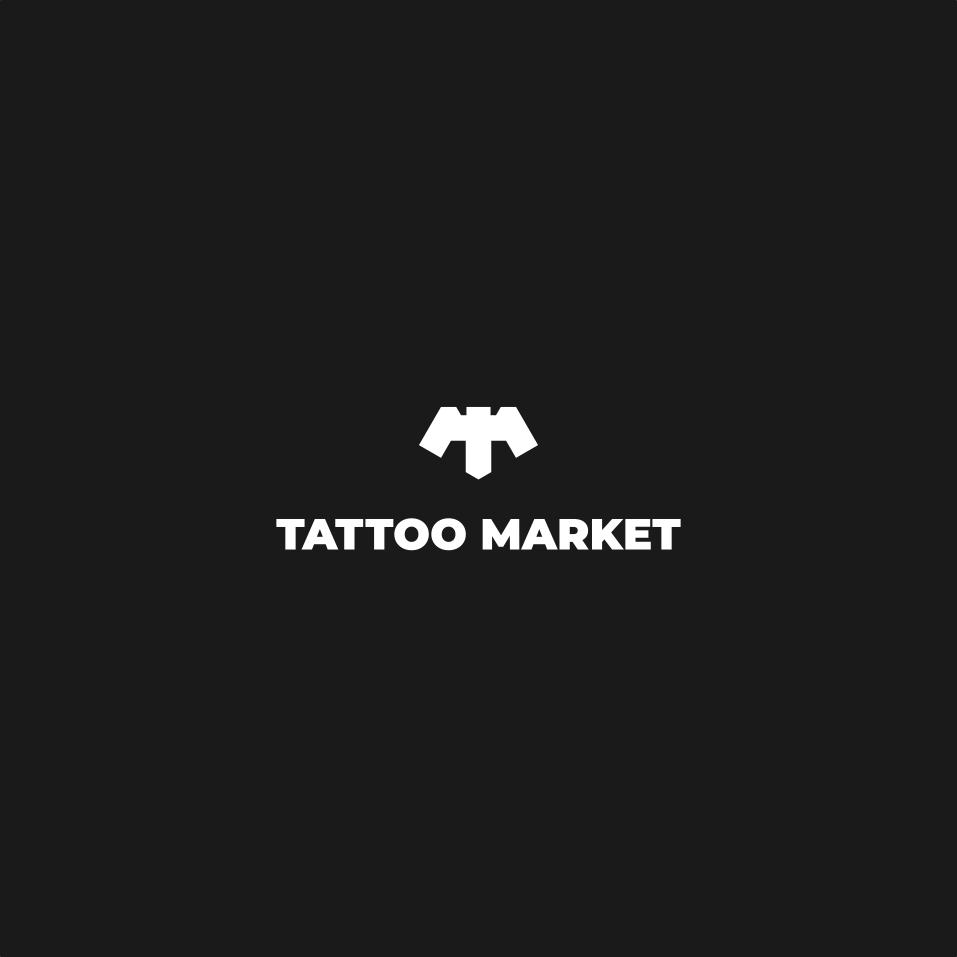 Редизайн логотипа магазина тату оборудования TattooMarket.ru фото f_9785c3a0bb27dfce.jpg