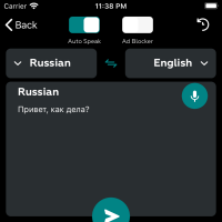 Voice Language Translator