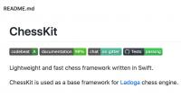 ChessKit - Библиотека на Swift