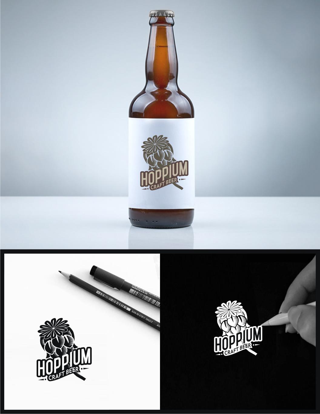 Логотип + Ценники для подмосковной крафтовой пивоварни фото f_9285dc6636c12a0d.png