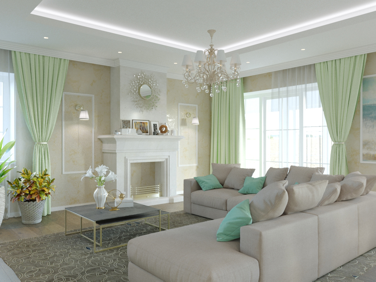 Дизайн и визуализация гостинной комнаты частного дома. фото f_8175f4784ec9aba7.jpg