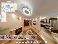 Виртуальный тур по квартире (1кмн)