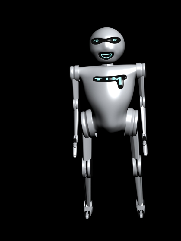 "Модель Робота - Ребёнка ""Роботёнок"" фото f_4b550ba49adce.jpg"