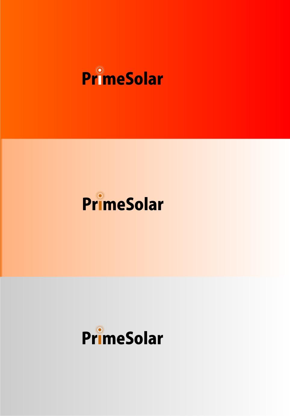 Логотип компании PrimeSolar [UPD: 16:45 15/12/11] фото f_4ef30b6455615.jpg