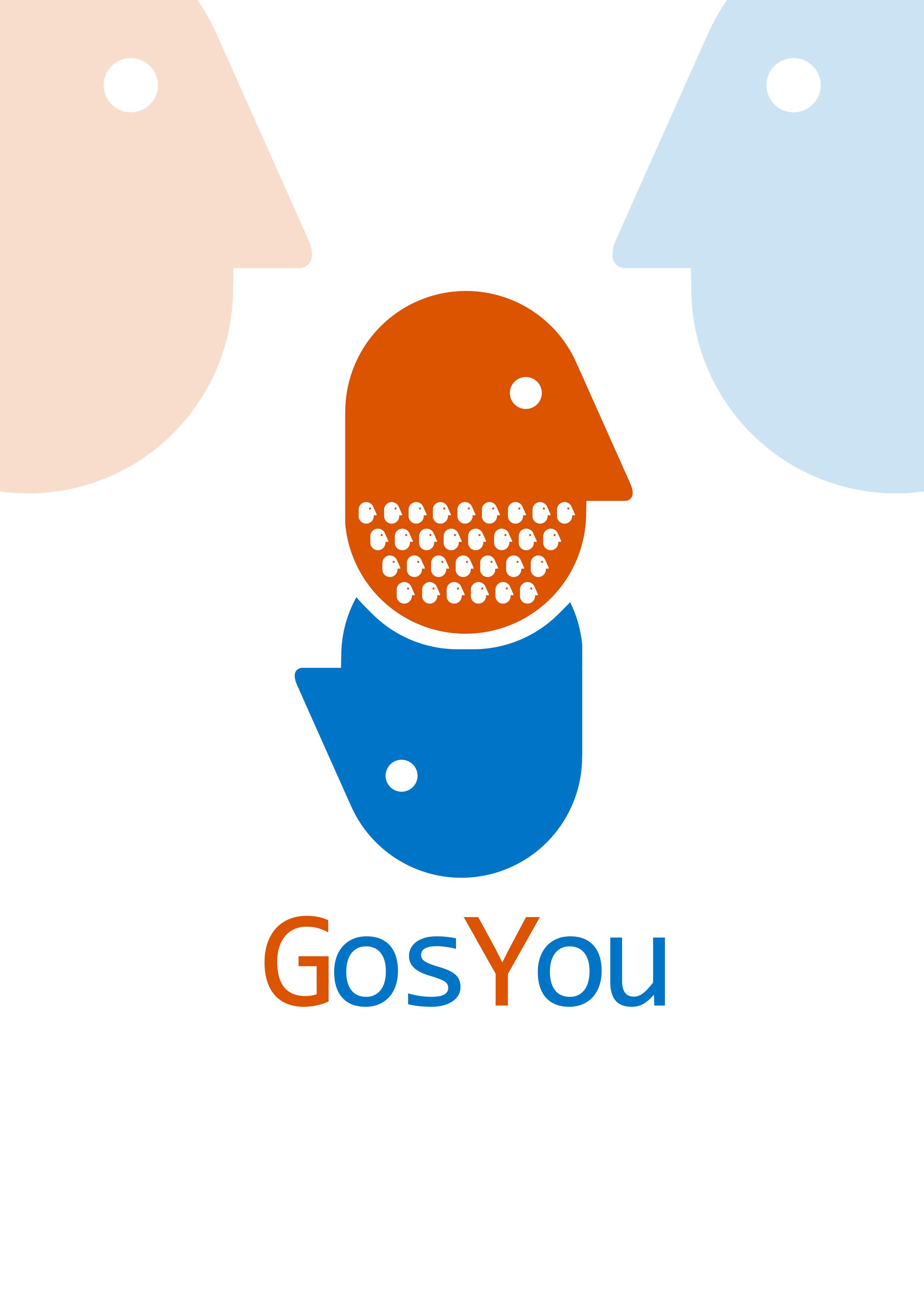 Логотип, фир. стиль и иконку для социальной сети GosYou фото f_507b88acdce16.jpg