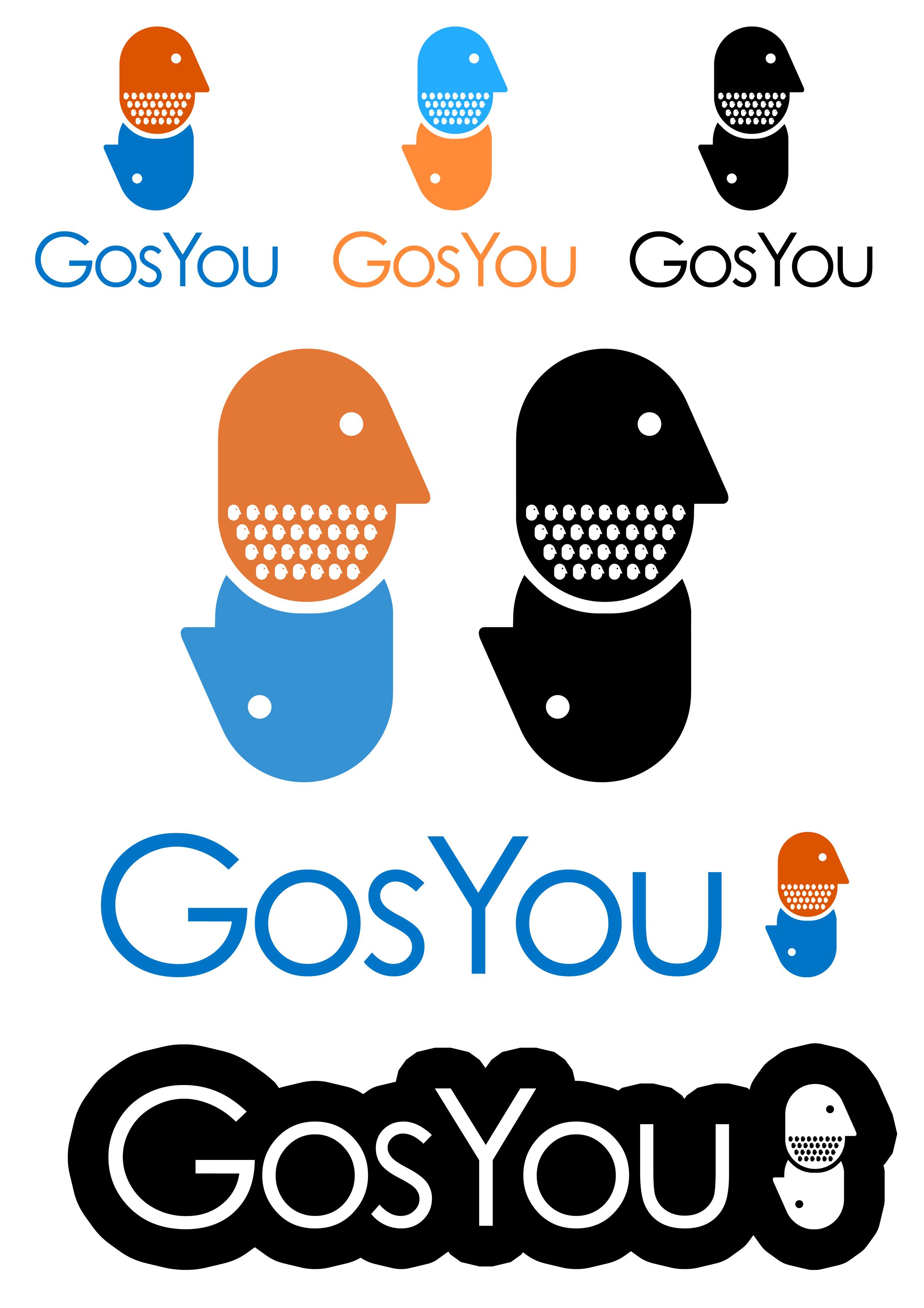 Логотип, фир. стиль и иконку для социальной сети GosYou фото f_507c4e373dd9d.jpg