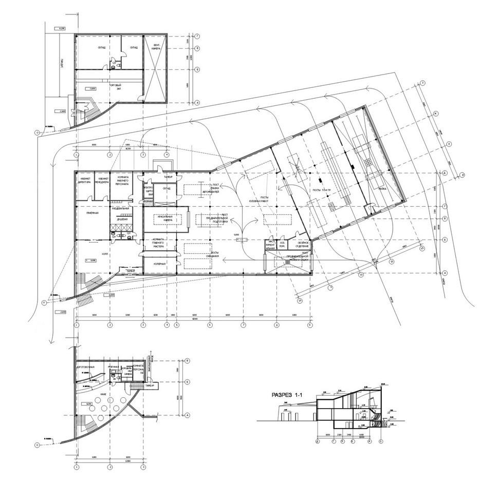 План комплекса автомоек с кафе фото f_0675dcae322b6fe7.jpg