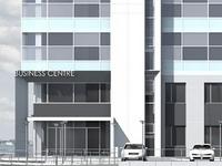 Административное здание. ул. Баварина, г. Барнаул