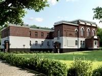 Реставрация здания 1908 г. постройки. г. Барнаул