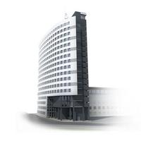 Здание общежития АлтГУ, г. Барнаул