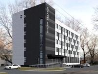Здание многофункционального назначения по ул.Ярных,49 в г.Барнауле.